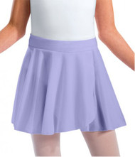 1011A - Motionwear Adult Pull-On Wrap Skirt