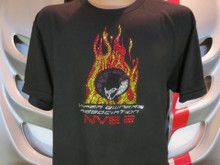 NVE2 FLAMES BLING EVENT TEE