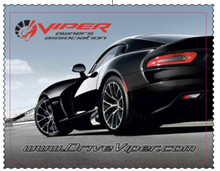 VIPER OWNERS ASSOCIATION WIPING CLOTH