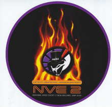 "NVE2 ROUND 5"" DECAL"