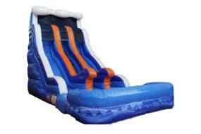 Dual Water Slide 17'H