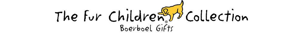 title banner for boerboel gifts category