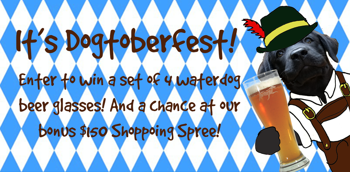 It's Our Dogtoberfest Giveaway!