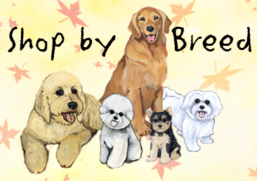 shop for your favorite breed