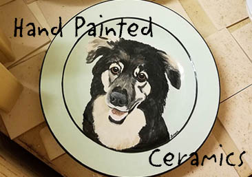 shop hand painted ceramics