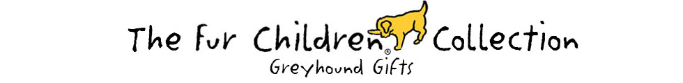 Banner for Fur Children Gifts for Greyhound Lovers