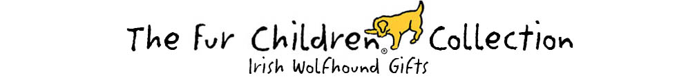Banner for Fur Children Gifts for Irish Wolfhound Lovers