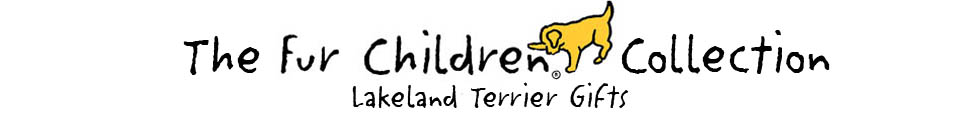Banner for Fur Children Gifts for Lakeland Terrier Lovers