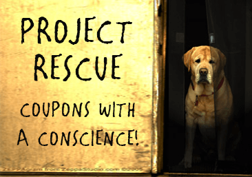 link to project rescue coupon codes
