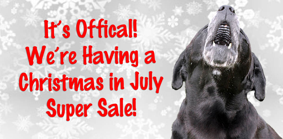 Christmas in July Pre Sale Announcement
