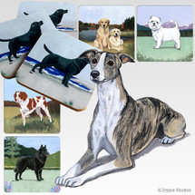 Whippet Scenic Coasters