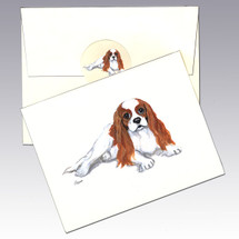Cavalier King Charles Note Cards