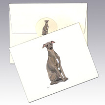 Italian Greyhound Note Cards