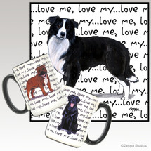 Border Collie Love Me Mug