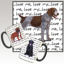 German Wirehaired Pointer Love Me Mug