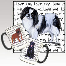 Japanese Chin Love Me Mug