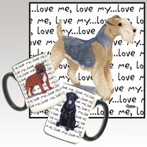 Lakeland Terrier Love Me Mug