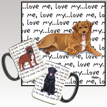 Nova Scotia Duck Tolling Retriever Love Me Mug