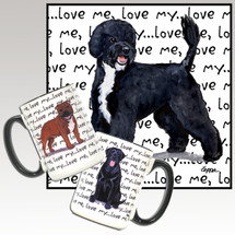 Portuguese Water Dog Love Me Mug