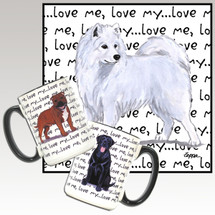 Samoyed Love Me Mug