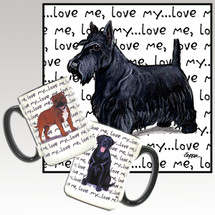 Scottish Terrier Love Me Mug