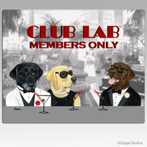 Club Lab Cutting Board