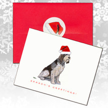Italian Spinone Christmas Cards