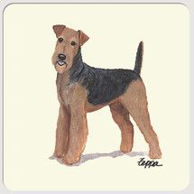 Airedale Coasters