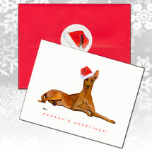 Pharaoh Hound Christmas Cards