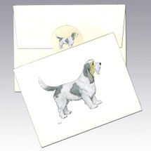 Grand Basset Griffon Vendeen Note Cards