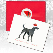 Lacy Dog Christmas Cards