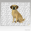 Puggle Cutting Board