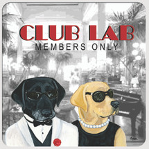 Club Lab Coasters