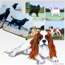 Cavalier King Charles Scenic Coasters