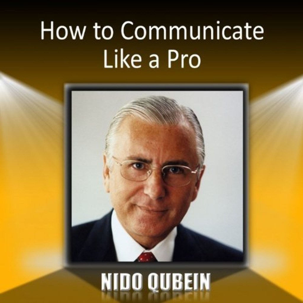 How to Communicate Like a Pro MP3 audio by Nido Qubein