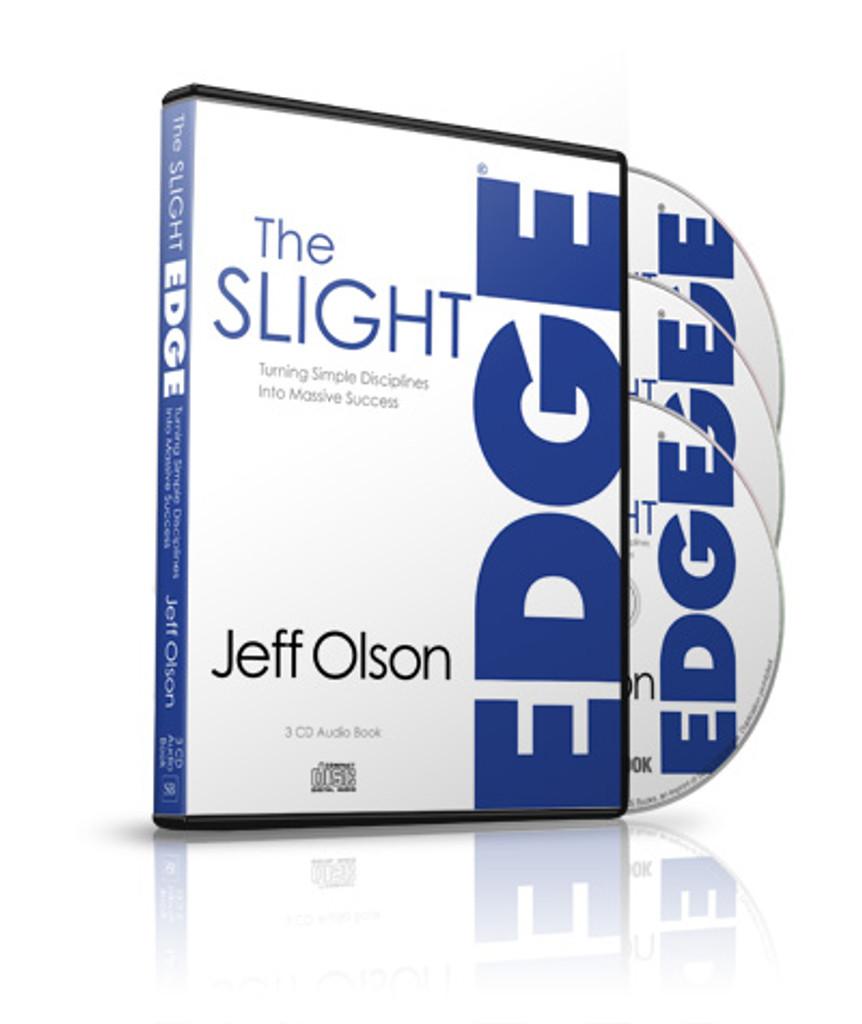 The Slight Edge CD Set