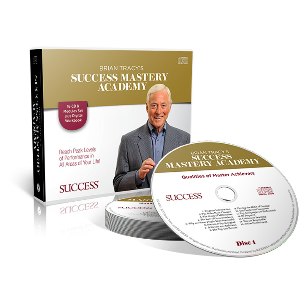 Success Mastery Academy by Brian Tracy