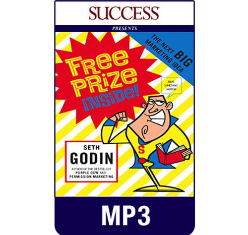 Free Prize Inside! MP3 audiobook by Seth Godin