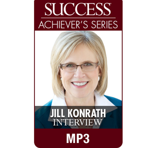 SUCCESS Achiever's Series MP3: Jill Konrath