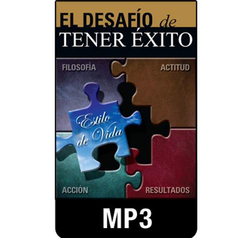 Challenge to Succeed Spanish Edition MP3 Audio Seminar by Jim Rohn
