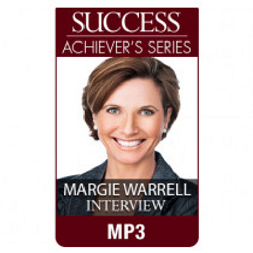 SUCCESS Achiever's Series MP3: Margie Warrell