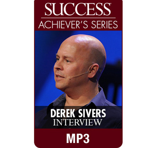 SUCCESS Achiever's Series MP3: Derek Sivers