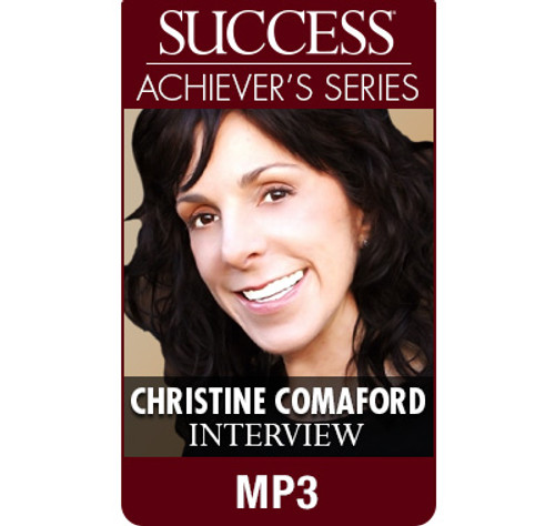 SUCCESS Achiever's Series MP3: Christine Comaford