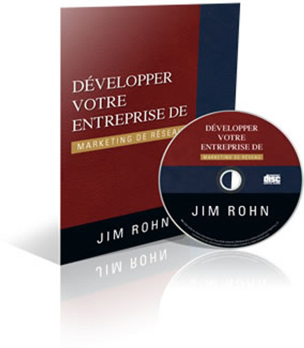 Developper Votre Entreprise de Marketing de Reseau  Audio CD by Jim Rohn (French)