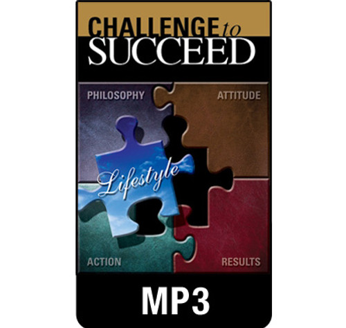 Challenge to Succeed MP3 by Jim Rohn