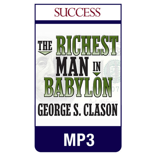 The Richest Man in Babylon MP3 download audiobook by George S. Clason