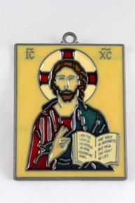 Suncatcher- Icon Suncatcher (Christ or Theotokos)