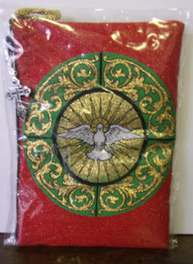 Pouch- Holy Spirit (red)