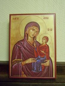 Icon- St. Anna (1)