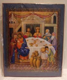 Icon- Wedding at Cana (4) - large